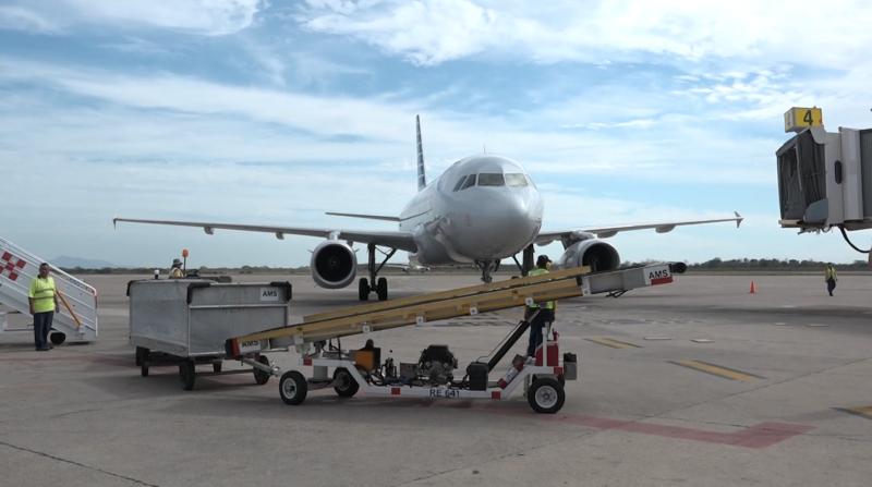Se fortalece Mazatlán en conectividad aérea