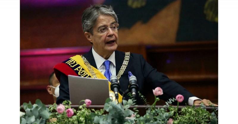 El presidente de Ecuador viaja a México en busca de concretar un acuerdo de libre comercio