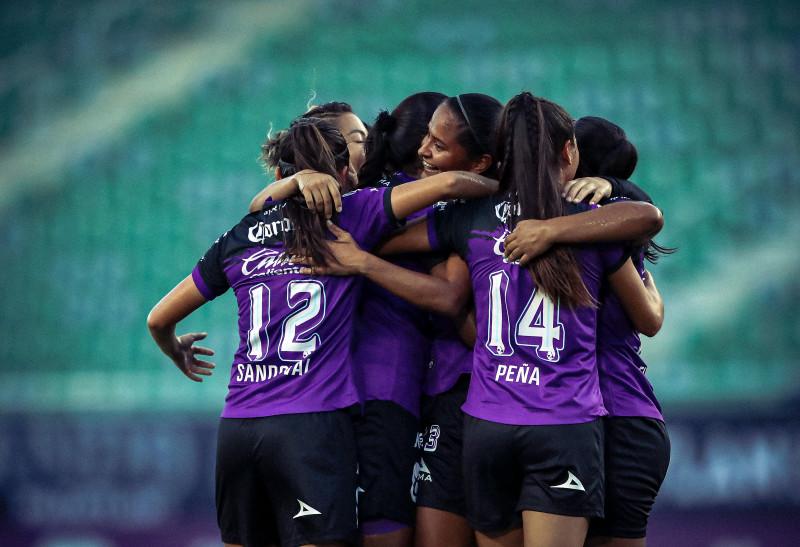 Mazatlan FC empata 3-3 ante Pachuca en Jornada 6 de Liga MX Femenil