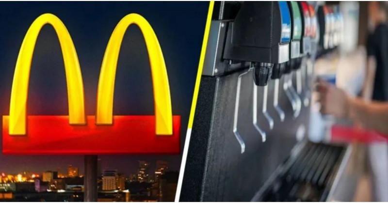 McDonald's se queda sin batidos y refrescos en Reino Unido por falta de suministros