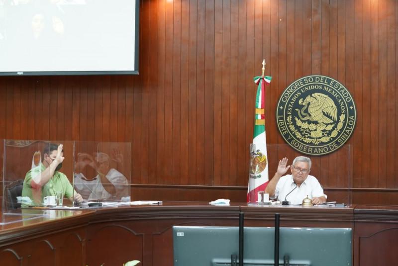 Será el pleno del Congreso quien designe al presidente municipal sustituto de Ahome
