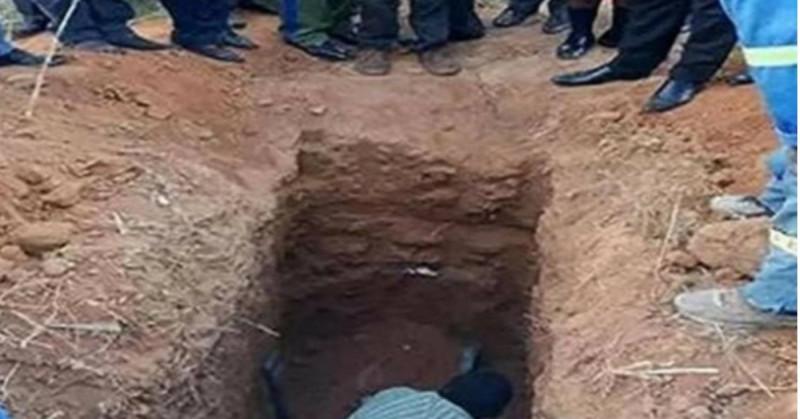 Pastor cristiano quiso resucitar como Jesús, pero muere de asfixia tras ser enterrado tres días
