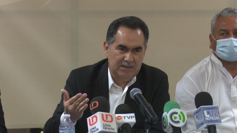 En la UAS se implementarán Comites de Salud: Rector Madueña Molina