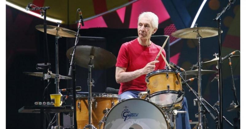 Muere el Charlie Watts, el legendario baterista de los Rolling Stones
