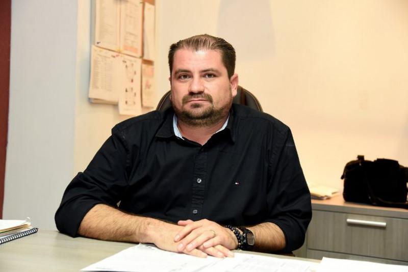 Juan Fierro será alcalde sustituto en Ahome