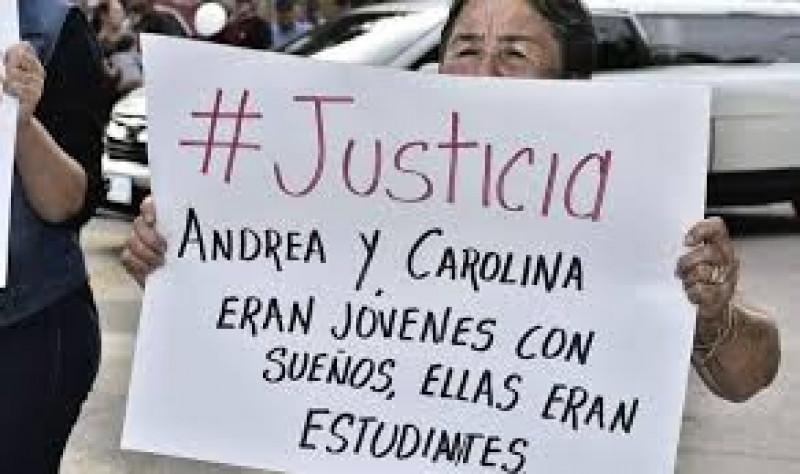 Basta de simulación de justicia para las mujeres asesinadas por policías