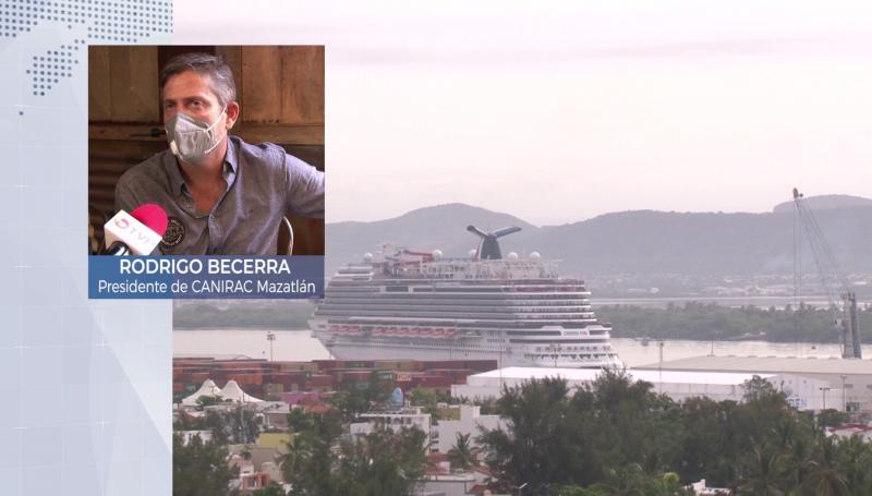 Cruceros dejan derrama económica de forma indirecta a restaurantes locales