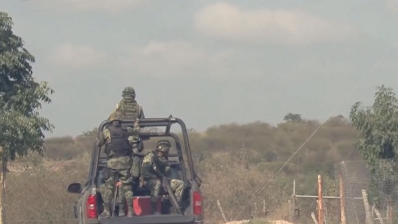 Fueron al menos 25 detenidos en Ocoroni