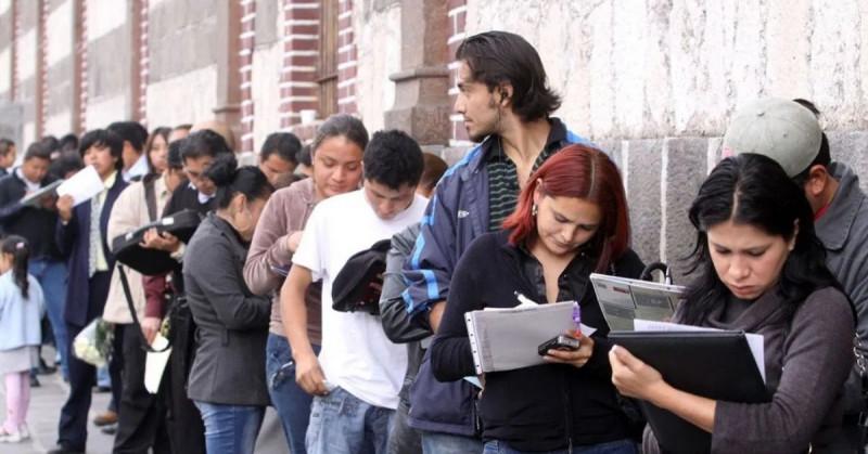 El desempleo en México baja al 4.4 % en julio