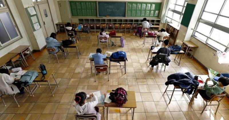 OMS y Unicef piden a Europa tener clases presenciales al inicio de este curso