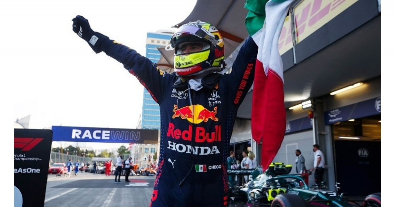 'Checo' Pérez seguirá en Red Bull en 2022