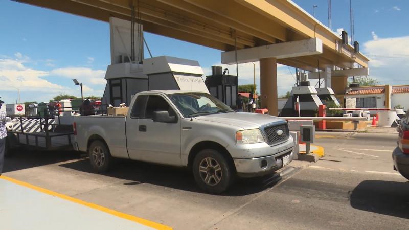 Vecinos del Carrizo amenazan con tomar la carretera México 15; piden que  no se aplique el cobro en la tarjeta de residente