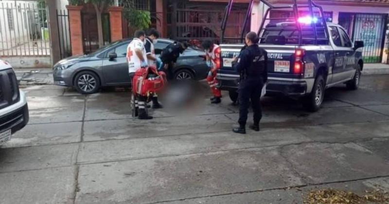 Automovilista de Culiacán dispara a limpiaparabrisas después de pedirle que no le lavara el carro