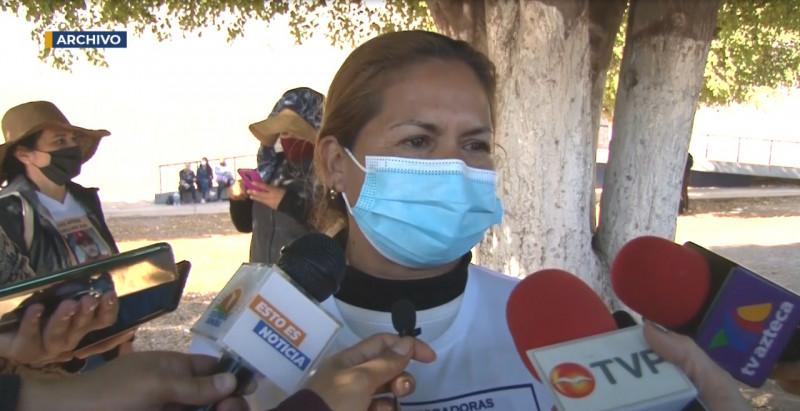 Desplazada por su seguridad, así vivirá líder de colectivo de búsqueda Marcha por desaparecidos en Sonora