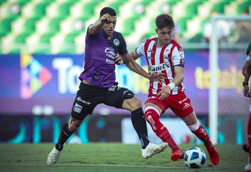Mazatlan FC empata ante Atl. San Luis con final cardiaco