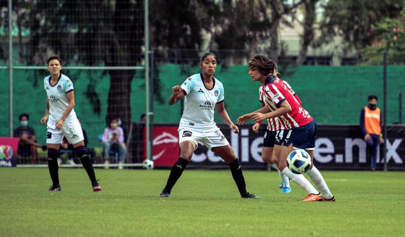 Mazatlan Femenil cae en Verde Valle ante Chivas por 2-0