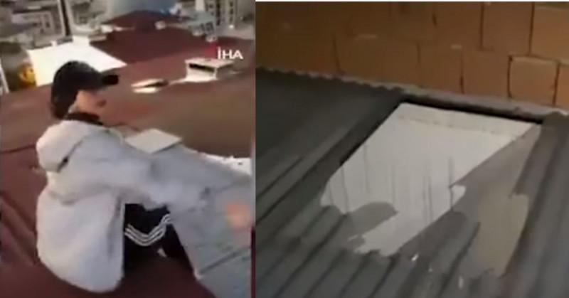 Tiktoker muere al caer de 9no piso buscando donde grabar un Tik-tok (video)