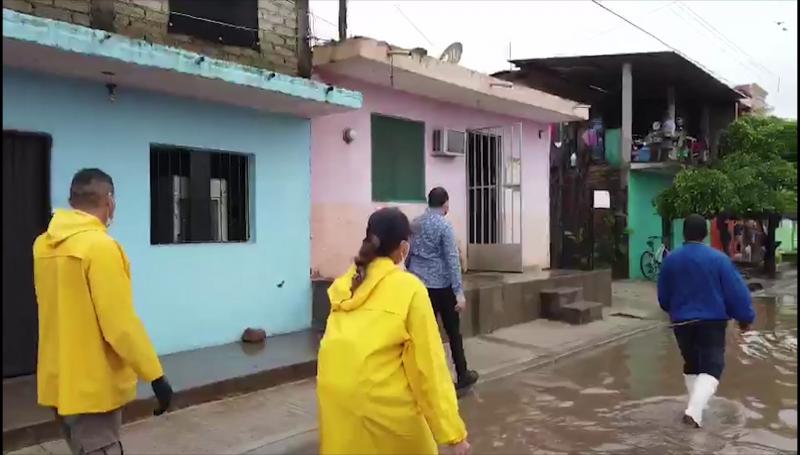 """Solicitan declaratoria de emergencia en Rosario tras paso de """"Nora"""""""