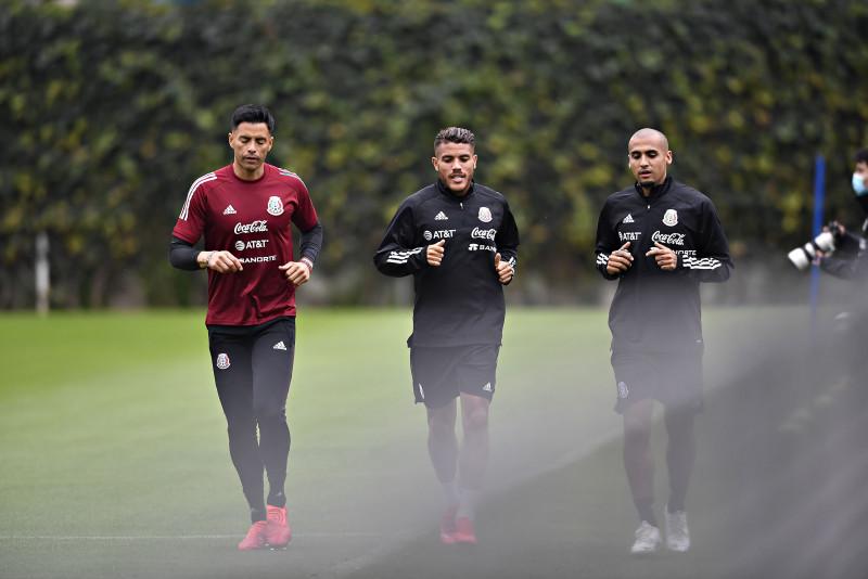Inicia la Selección Mexicana con preparativos de cara a la Fecha FIFA