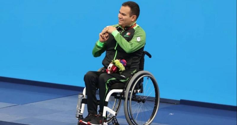 México supera las 300 medallas en Juegos Paralímpicos