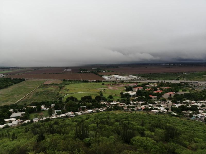 Continua el pronóstico de lluvias para Ahome