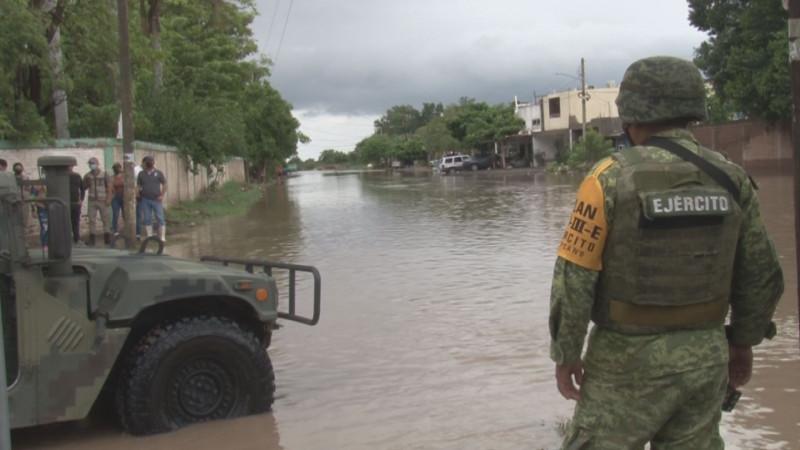 """Evalúan daños por """"Nora"""" en Costa Rica"""