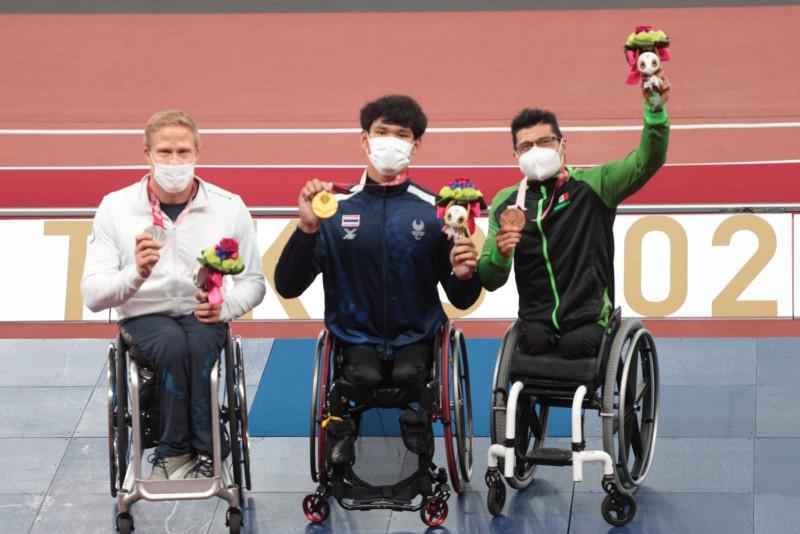 Juan Pablo Cervantes gana Bronce en Tokio 2020