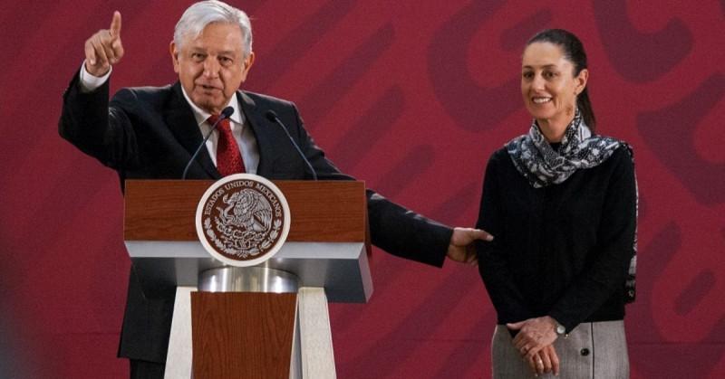 Encuesta ubica a Claudia Sheinbaum como favorita a suceder a López Obrador en 2024