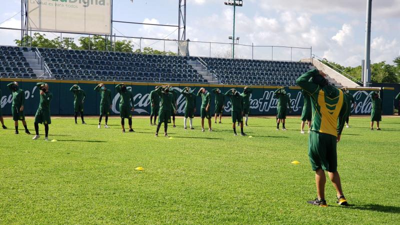 Cañeros de Los Mochis abre campos de entrenamiento rumbo la temporada 2021-2022 de la LMP
