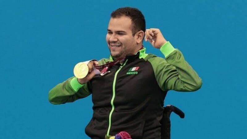 Diego López Díaz gana Final de los 50m libres en Tokio 2020