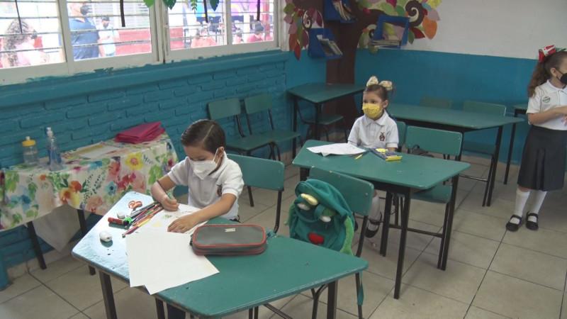 En Sinaloa arranca el ciclo escolar de manera presencial