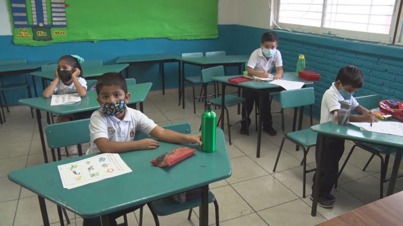 409 escuelas reportadas como afectadas por las lluvias que dejó Nora