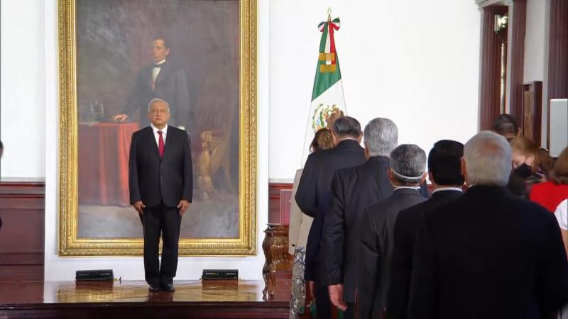 Califica el sector empresarial como positivo el tercer informe de López Obrador
