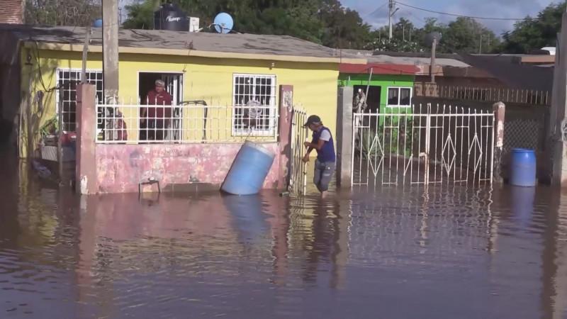 Se aprobó la declaratoria de emergencia para municipios de la zona Sur