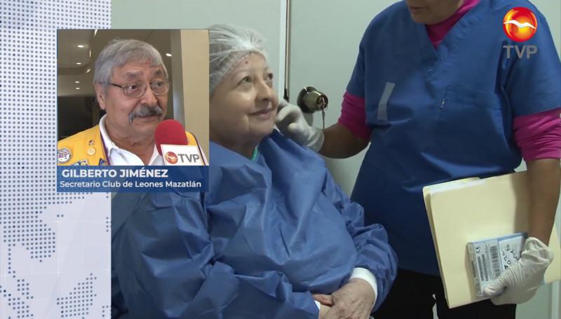 Este viernes inicia campaña estatal de cirugías de cataratas