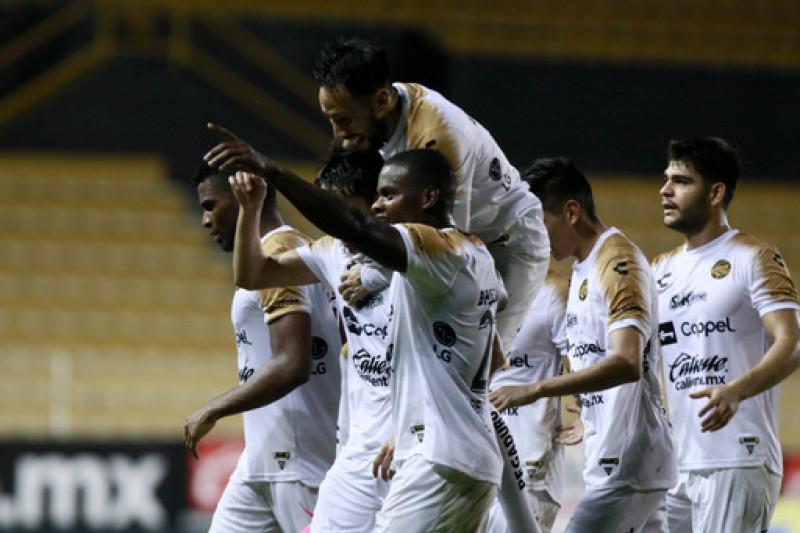 Dorados derrota 2-0 a Cancún y mantiene el invicto en la Liga de Expansión