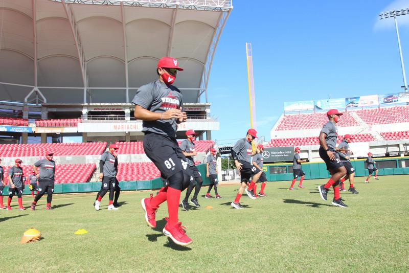 Venados de Mazatlán dio inicio a su pretemporada 2021-2022