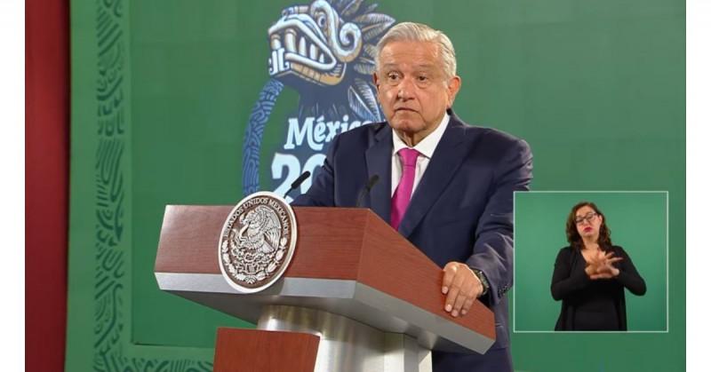 López Obrador cree que México crecerá promedio anual 5% hasta el fin de su gobierno en 2024