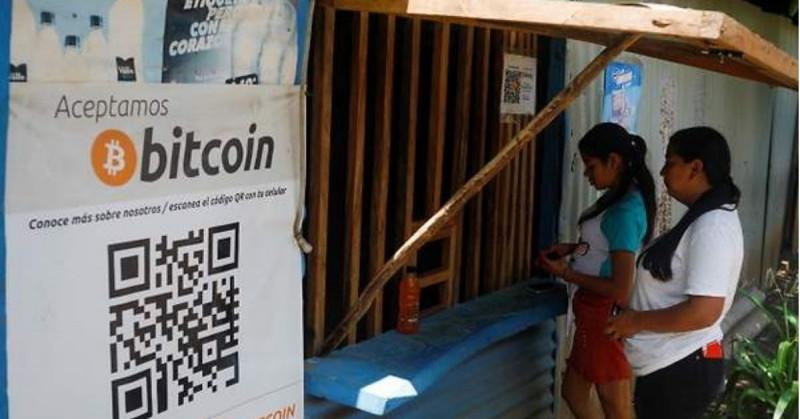 Este martes El Salvador admitirá el bitcoin como moneda