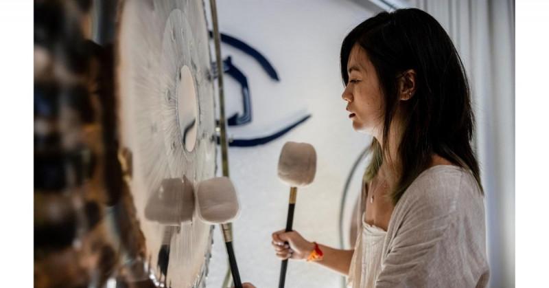 Meditación contra el estrés laboral, una moda en auge en China