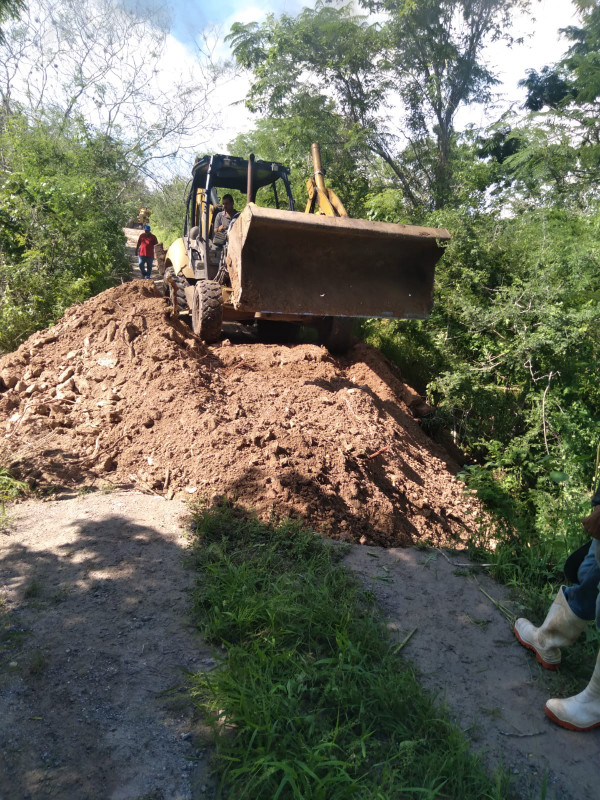 Aprueban recursos para rehabilitación de caminos  en Elota