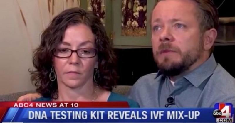 Familia se entera que en la clínica confundieron la fecundación in vitro de su hijo de 12 años