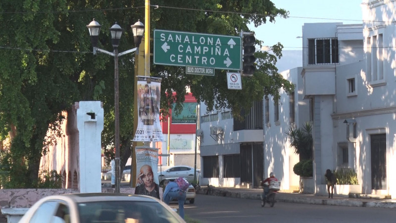 Siguen sin prender los semáforos del sector Las Quintas