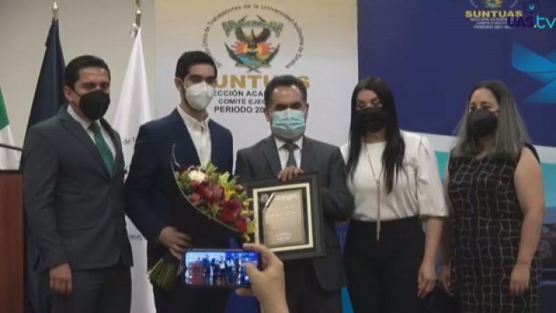 Inició Encuentro Sindical,  entregan reconocimientos post mortem