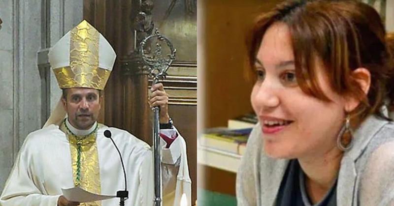 Obispo renuncia tras enamorarse de una psicóloga que escribe sobre satanismo