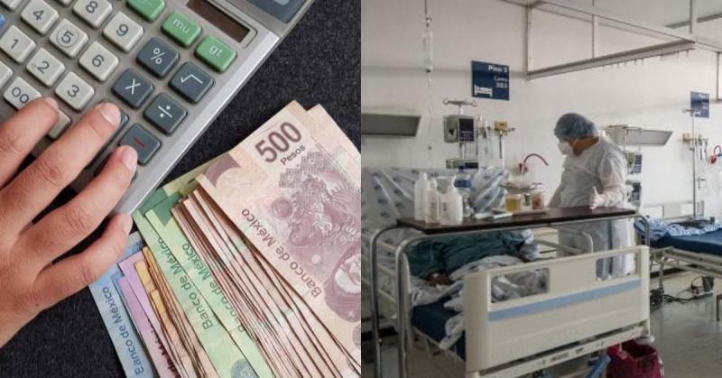 Proponen presupuesto 2022 basado en un aumento del 4.1% del PIB y con apoyos a la salud