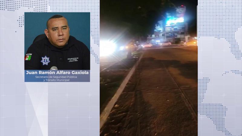 Una persona resultó herida en balacera registrada en el Alameda
