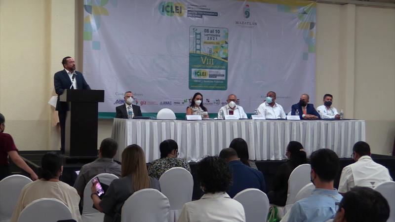 VIII Congreso Internacional de Obras y Servicios Públicos en Mazatlán