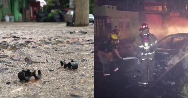 Enfrentamiento en la Sánchez Celis deja cuatro muertos