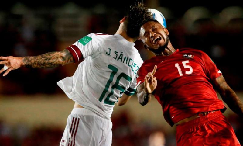 México empata ante Panamá en el Octagonal Final